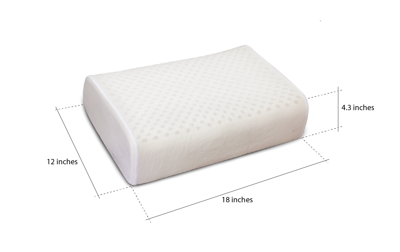 KYMDAN Pillow PressureFree