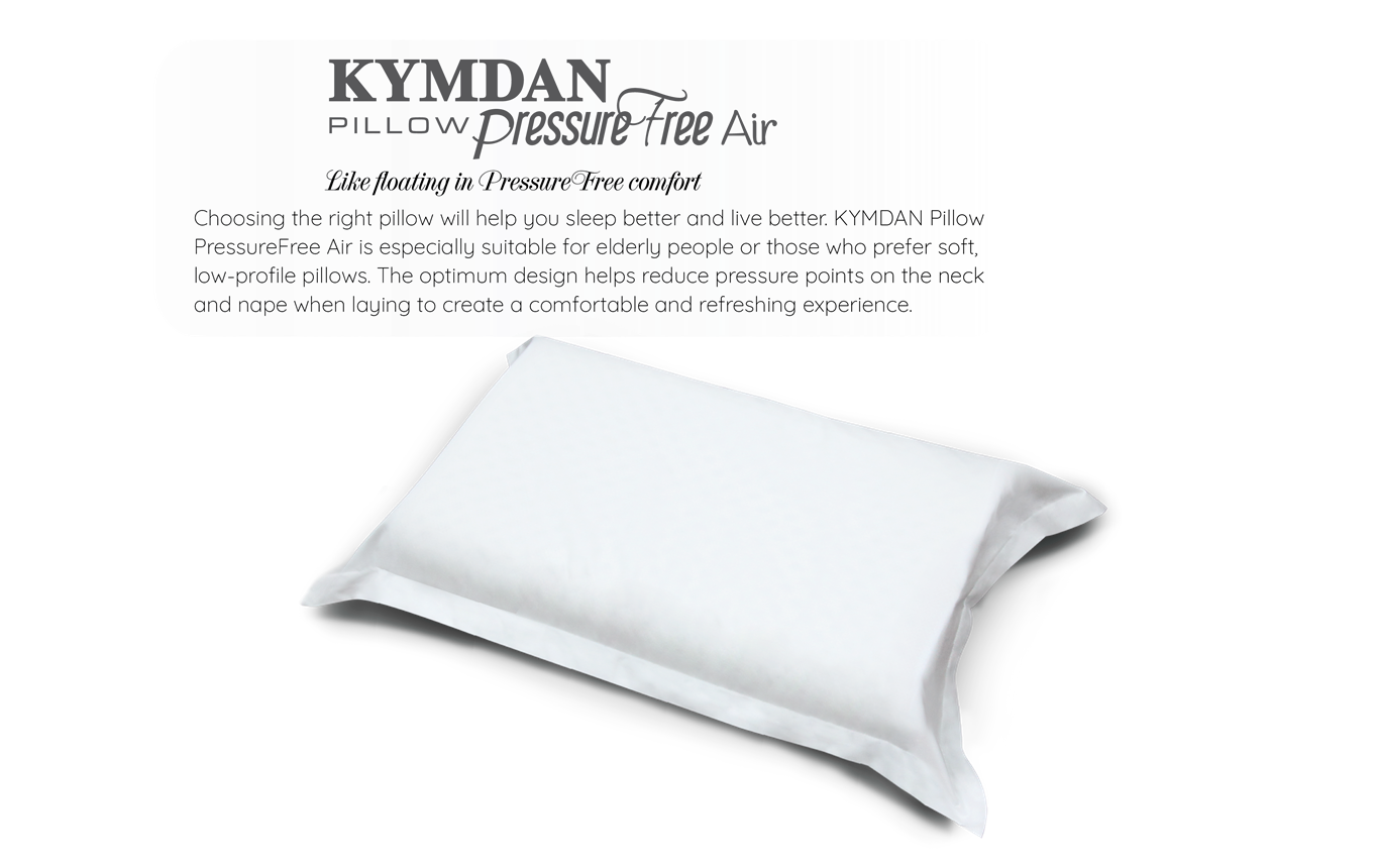 KYMDAN Pillow PressureFree Air