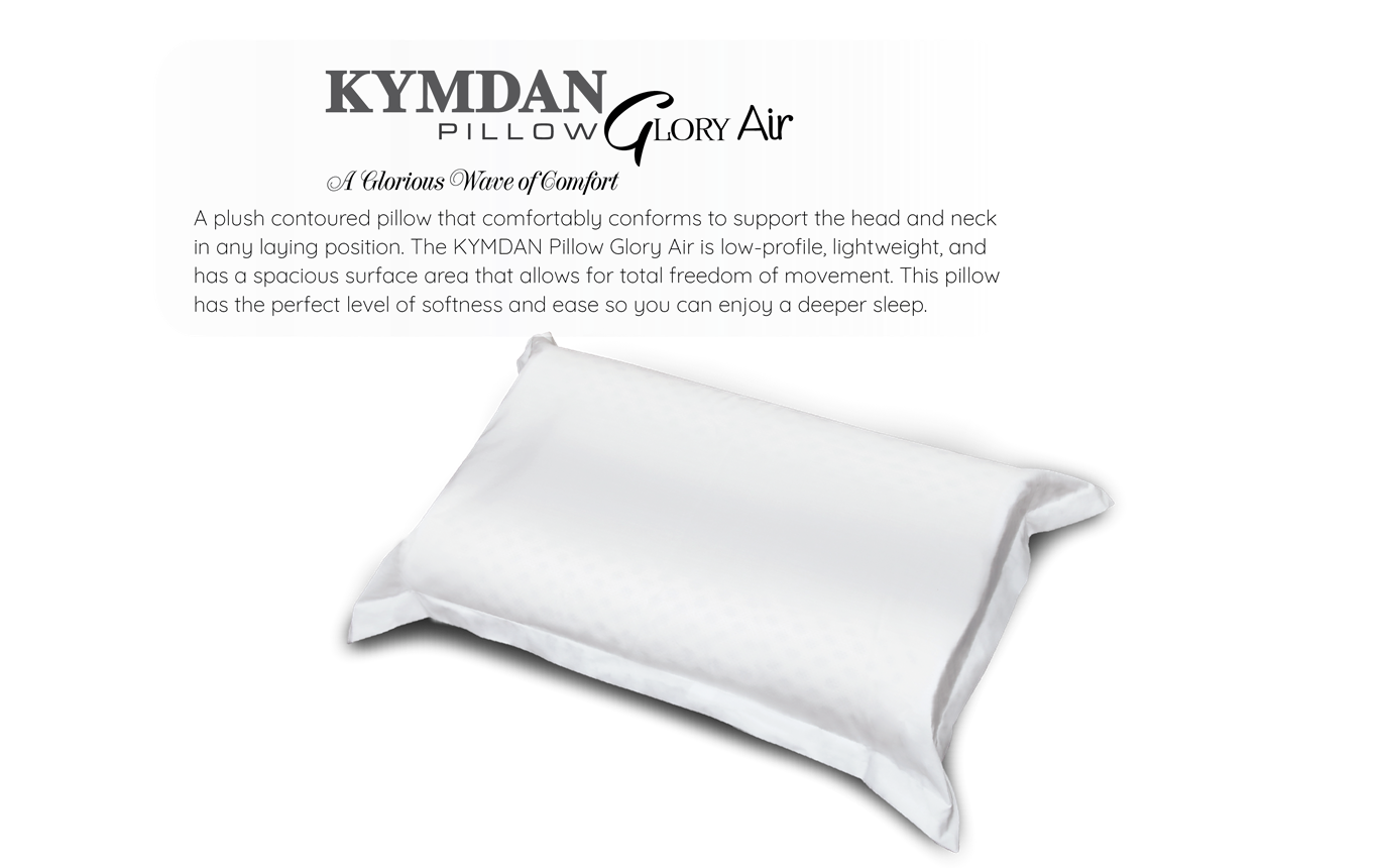 KYMDAN Pillow Glory Air